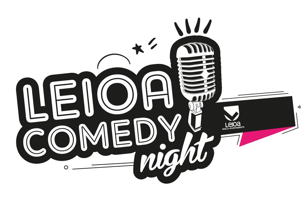 Logo de Leioa Comedy Night