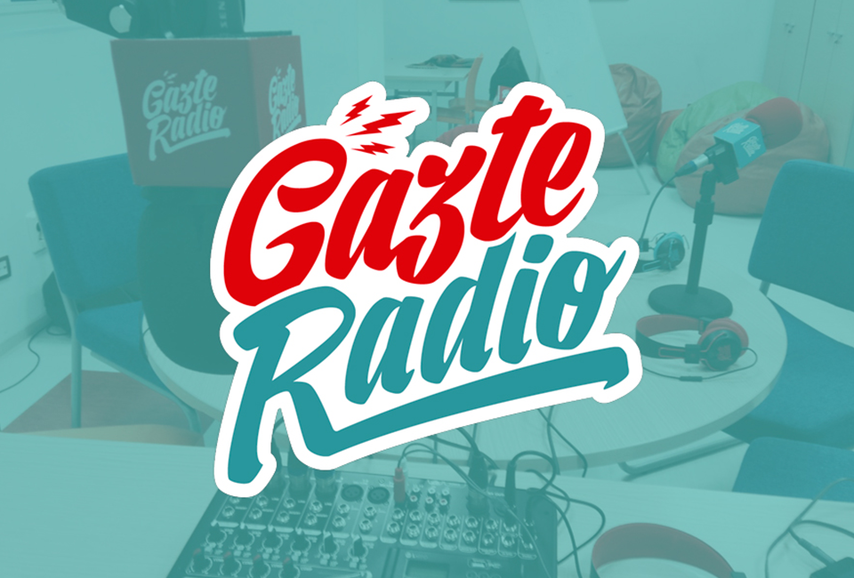 Logo Gazte Radio